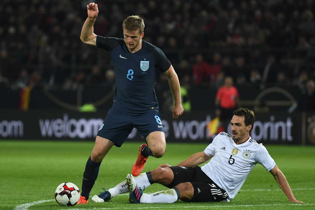 Alemania - Inglaterra
