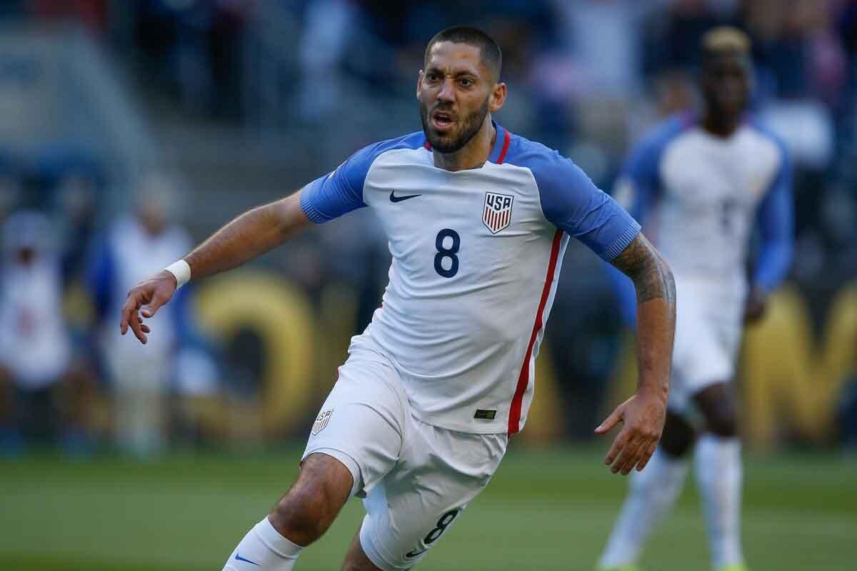 Dempsey quiere alcanzar las semifinal de la copa america