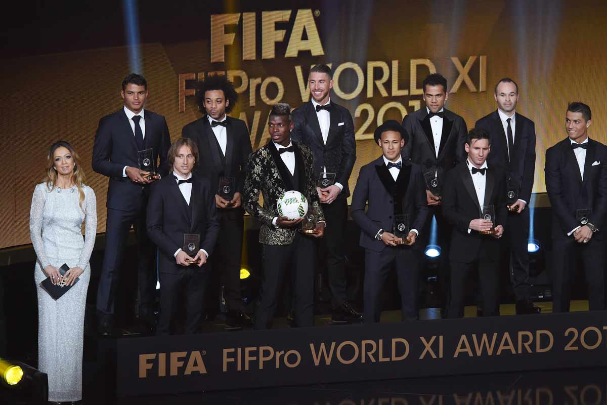 FIFPro World11