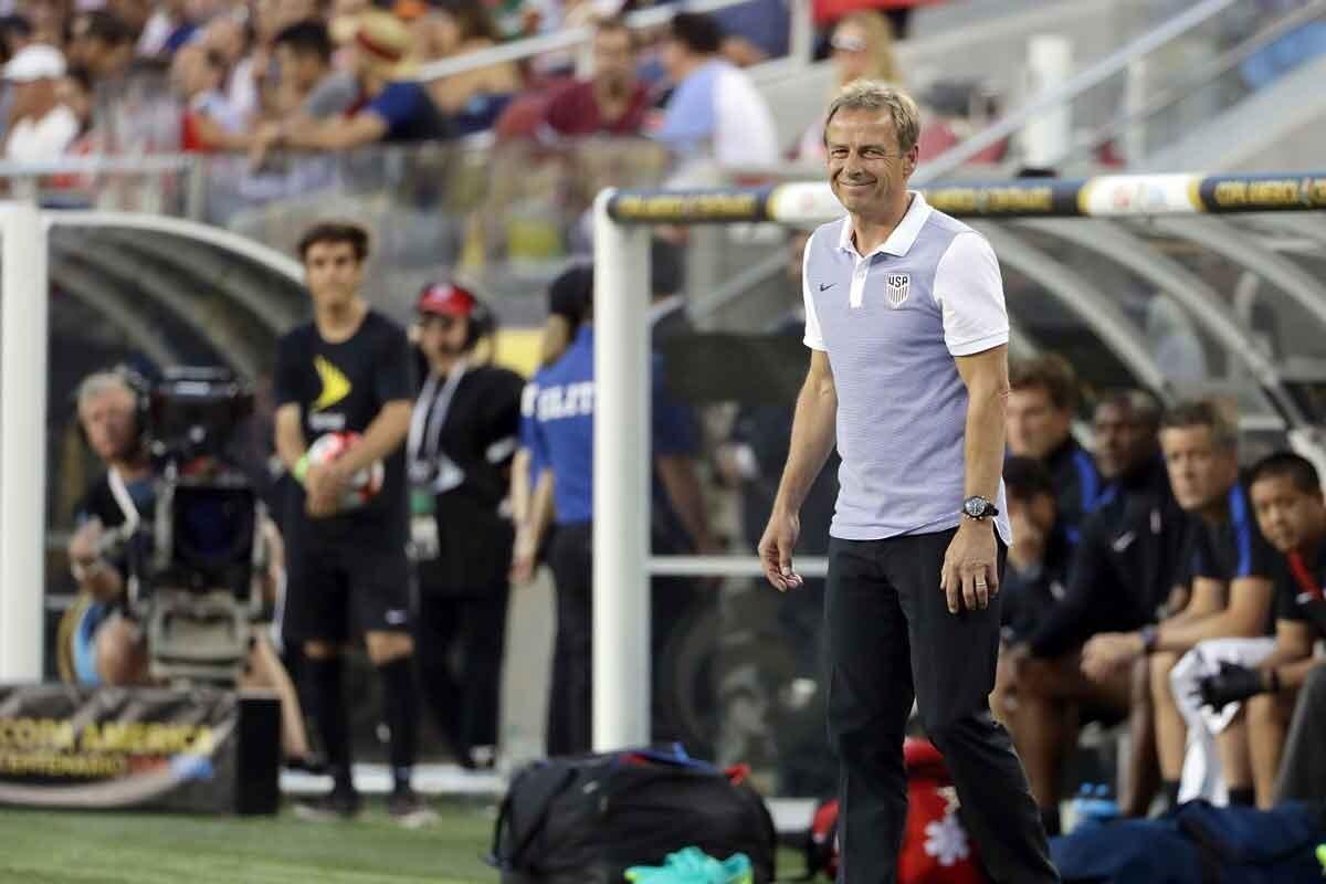 Klinsmann habla sobre EEUU en la Copa America Centenario