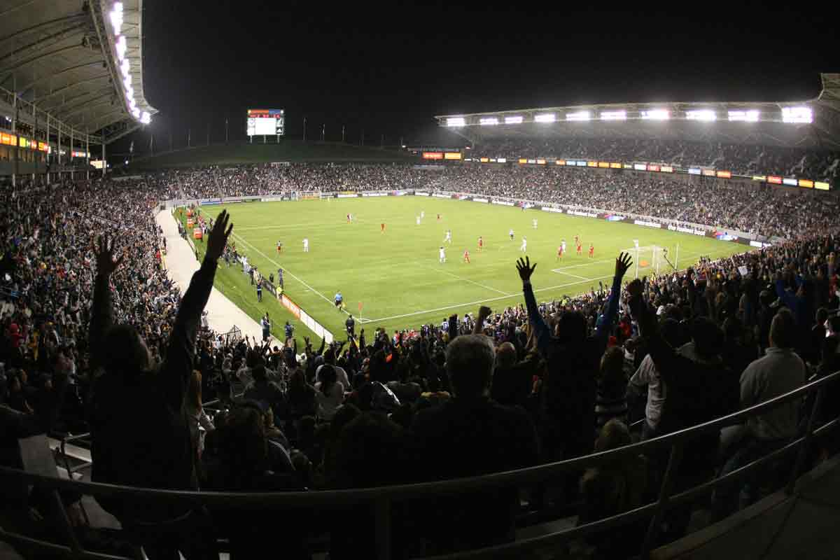 Estadio de la MLS