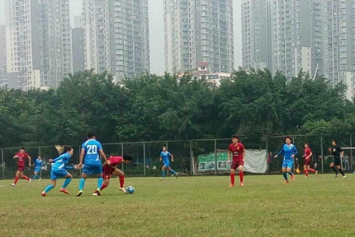 Selección femenina de China