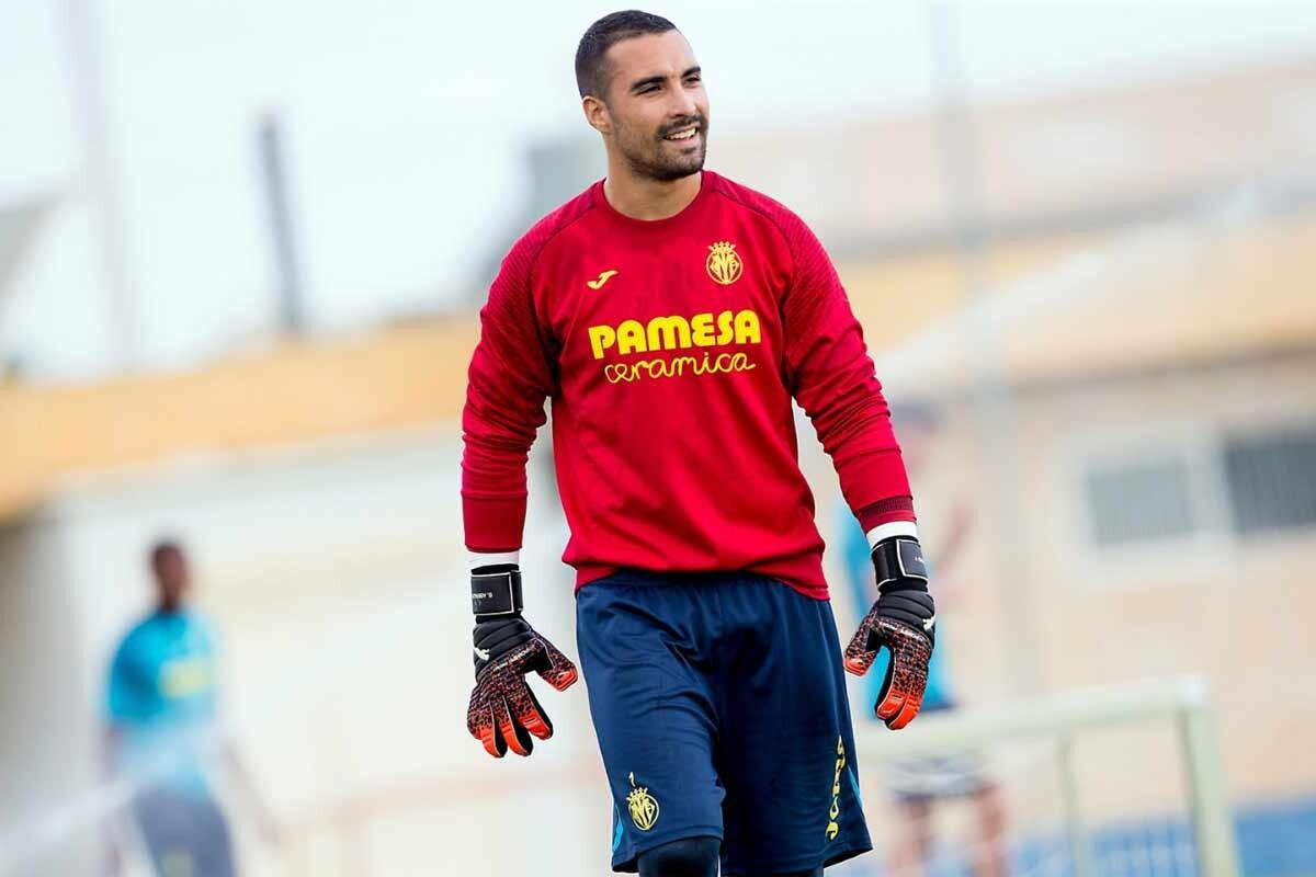 Sergio Asenjo