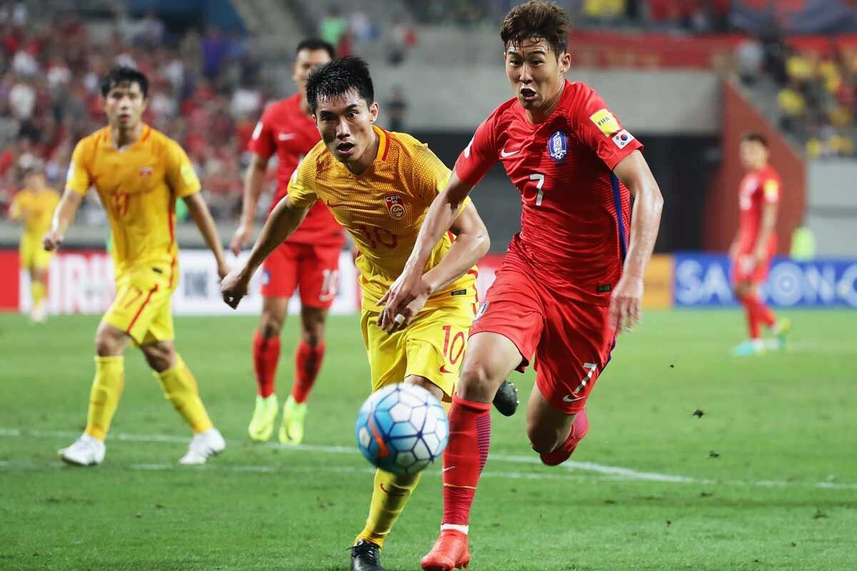 Son Heung-Min, del Tottenham