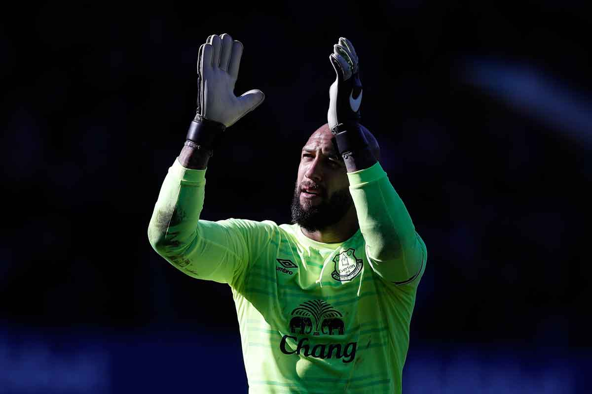 Despedida de Tim Howard