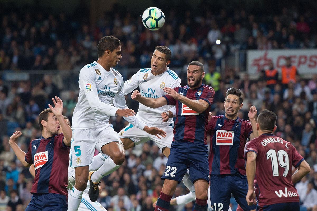 Las mejores imágenes del Real Madrid – Eibar