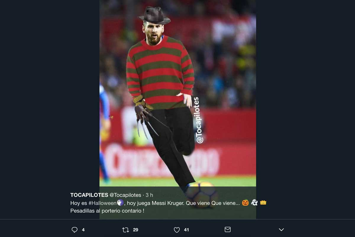 Memes Olympiacos-Barça