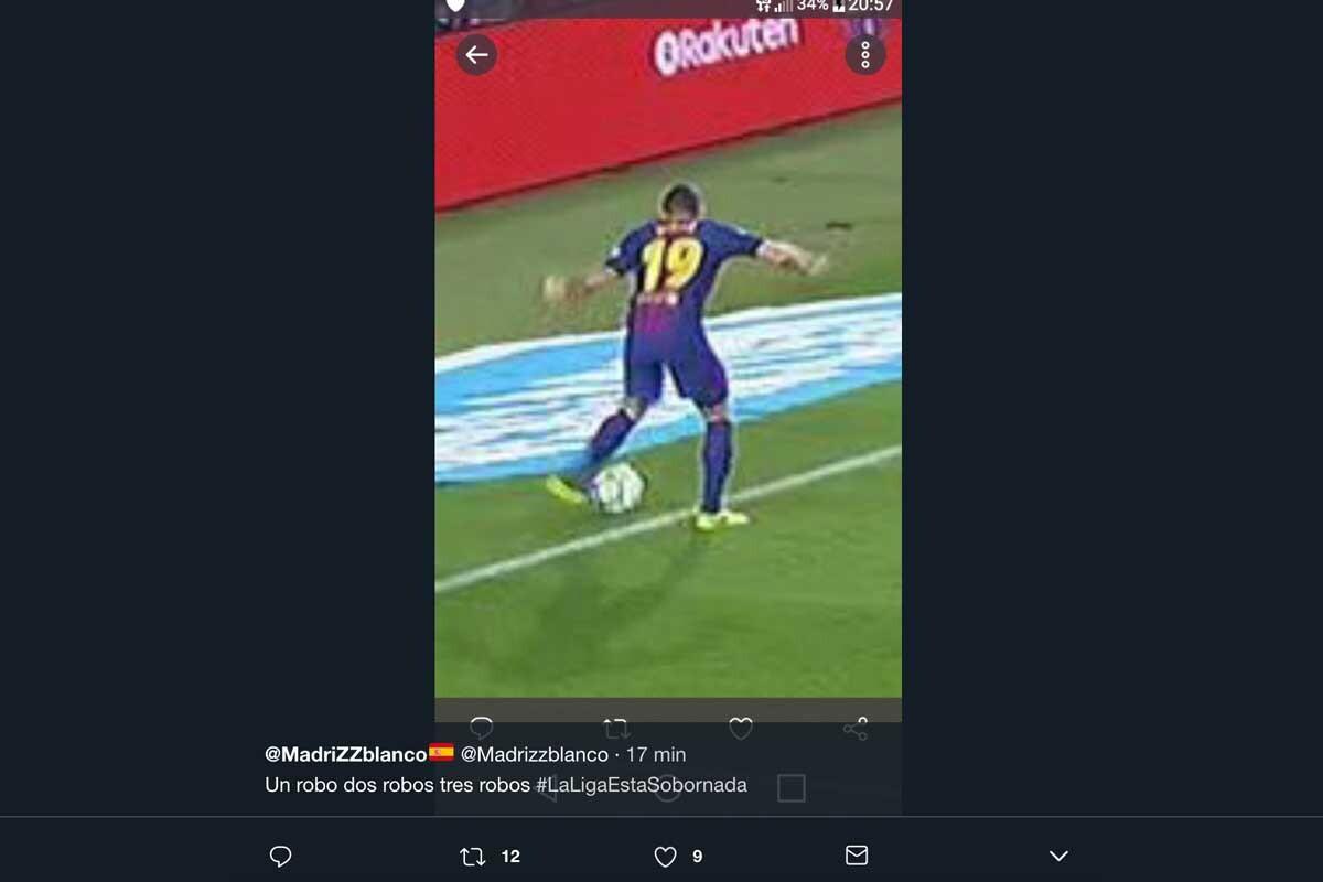 Los mejores memes del Barça-Málaga