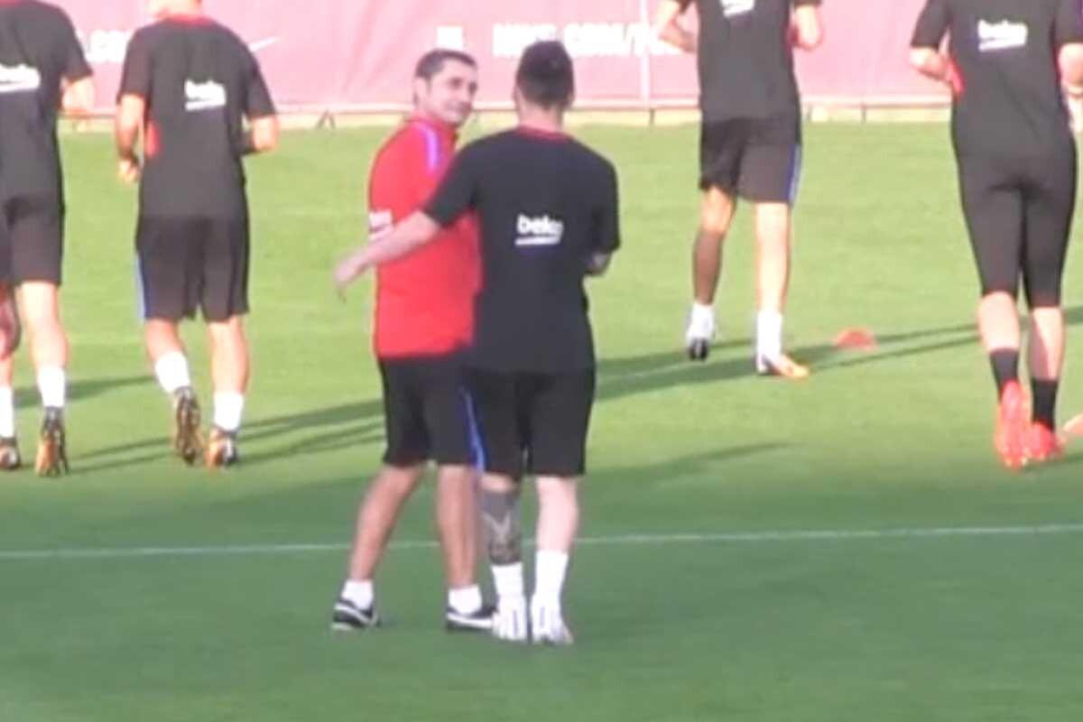 Messi-Valverde