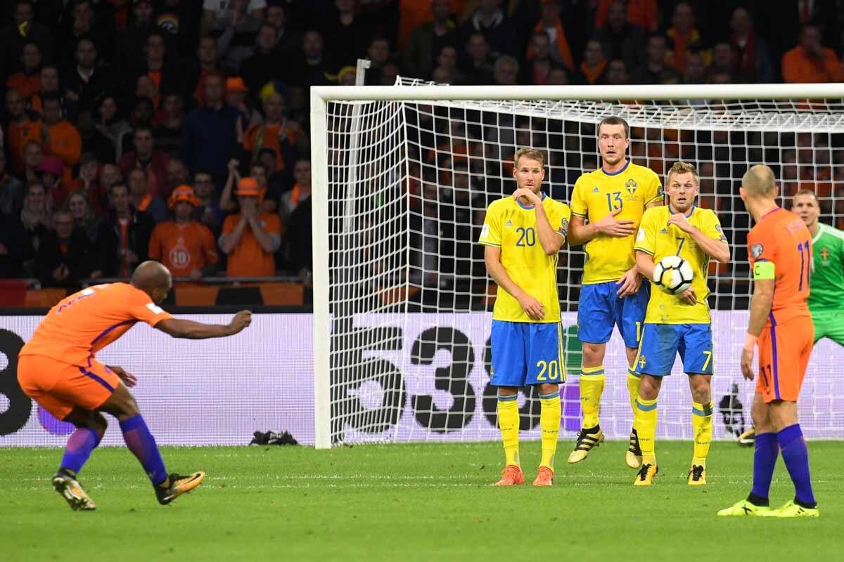 Holanda - Suecia
