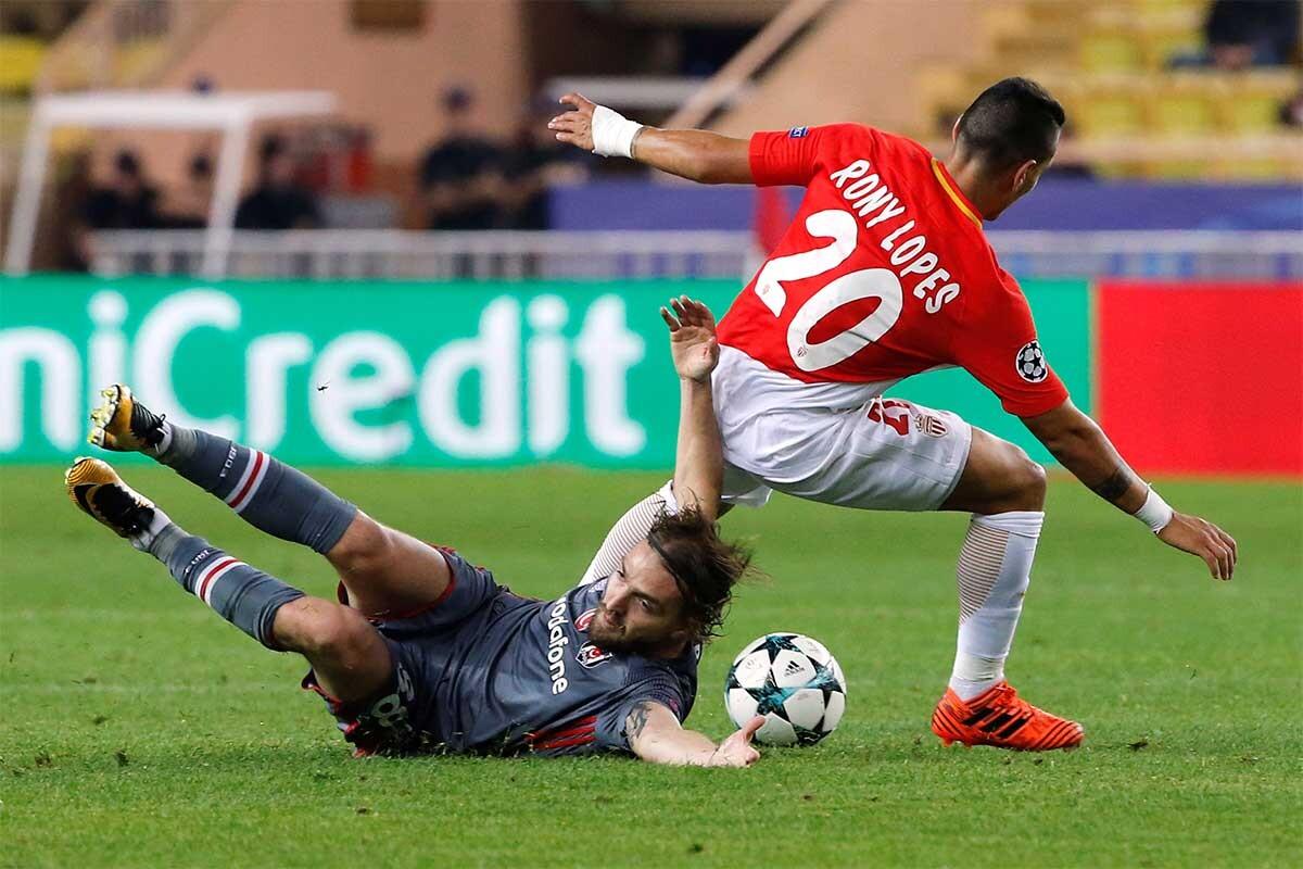Las mejores fotos de la jornada de Champions League