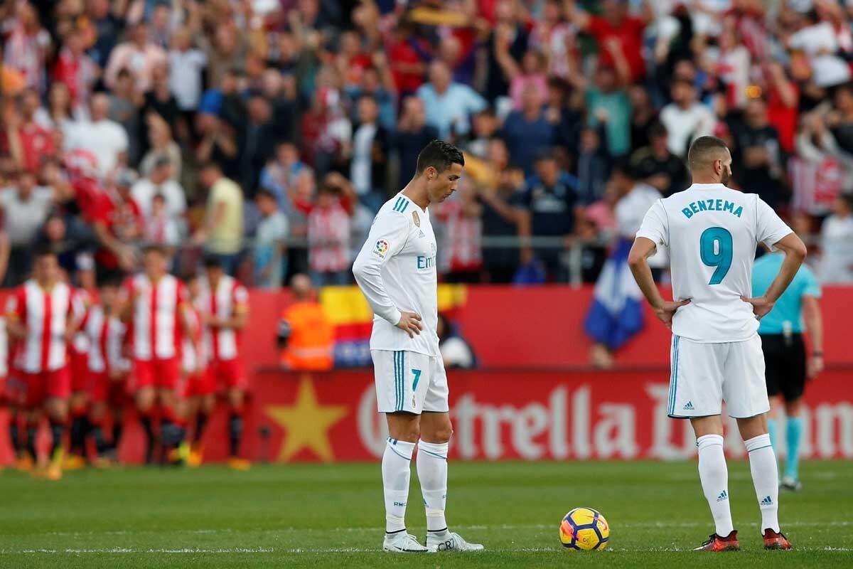 Bochorno del Real Madrid