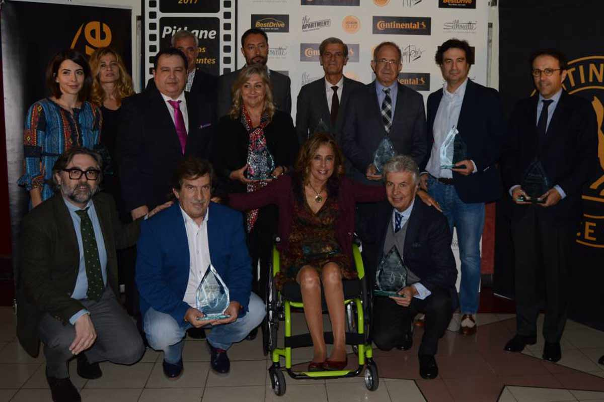 Iñaki Cano, premio #0accidentes