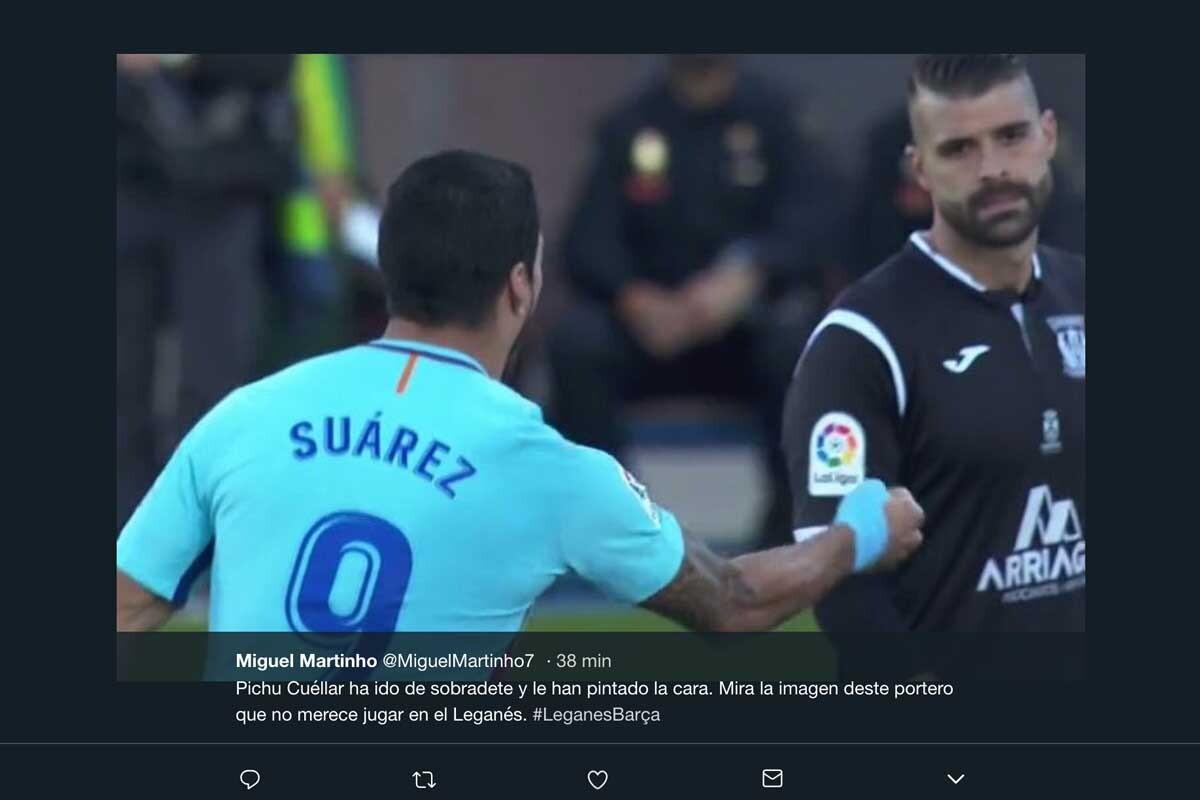 Los mejores memes del Leganés-Barça