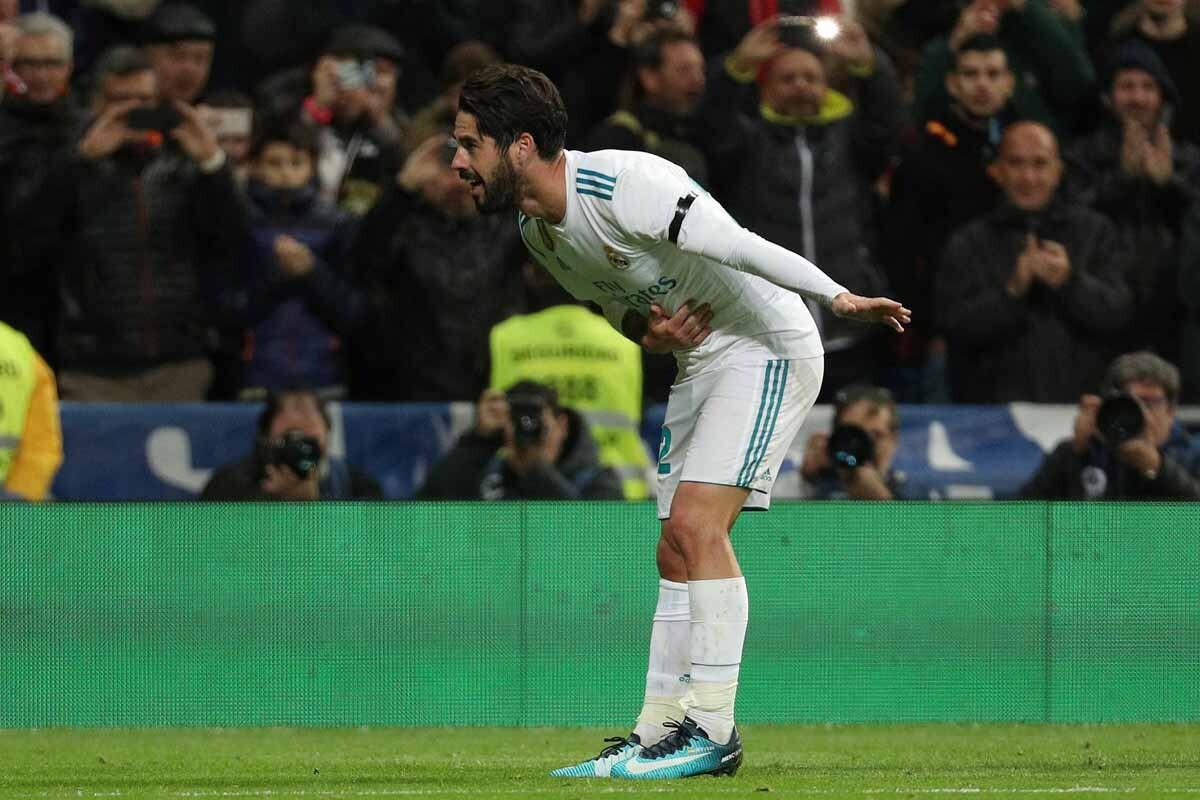 Las mejores imágenes de la victoria del Real Madrid