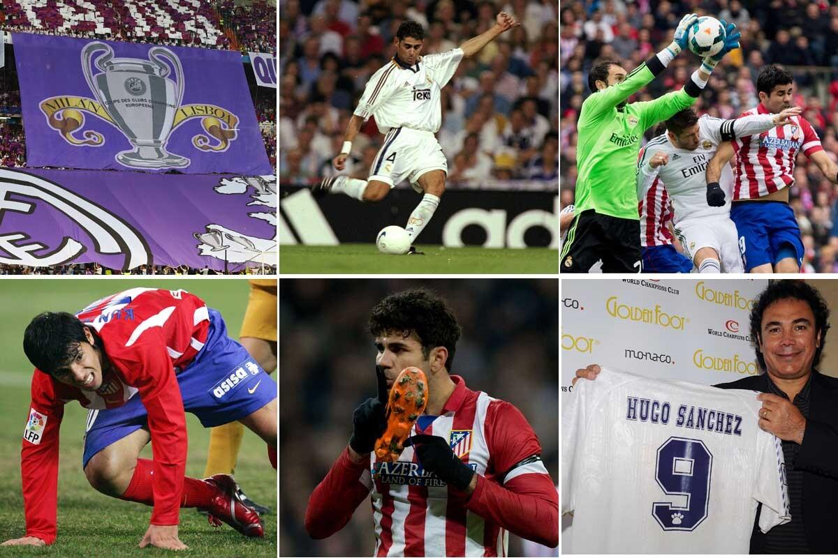 Las 10 últimas polémicas del Atlético-Real Madrid