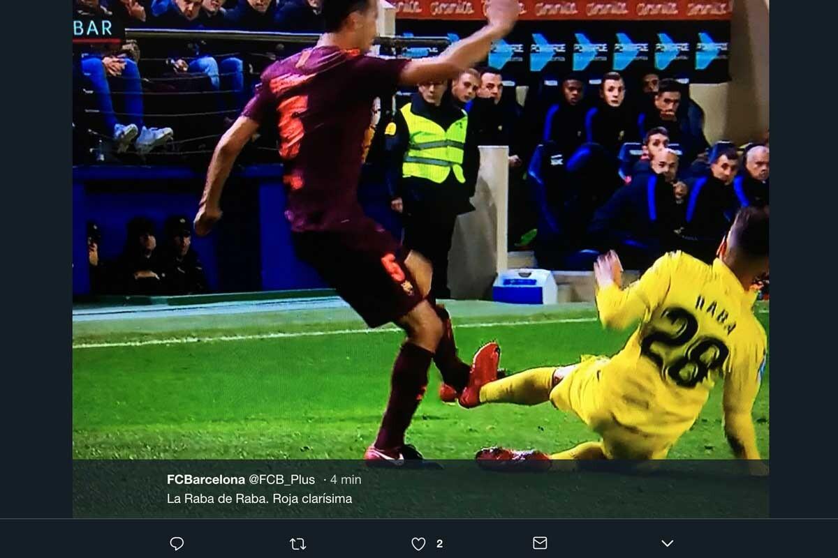 Los mejores memes del Villarreal-Barça