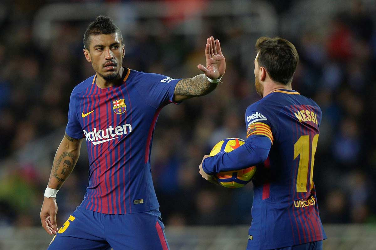 Las mejores imágenes de la victoria del Barça ante la Real