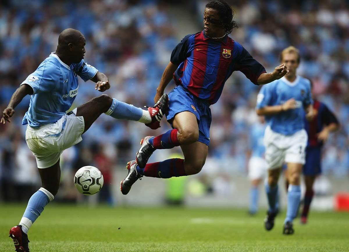 Los mejores momentos de Ronaldinho tras su adiós