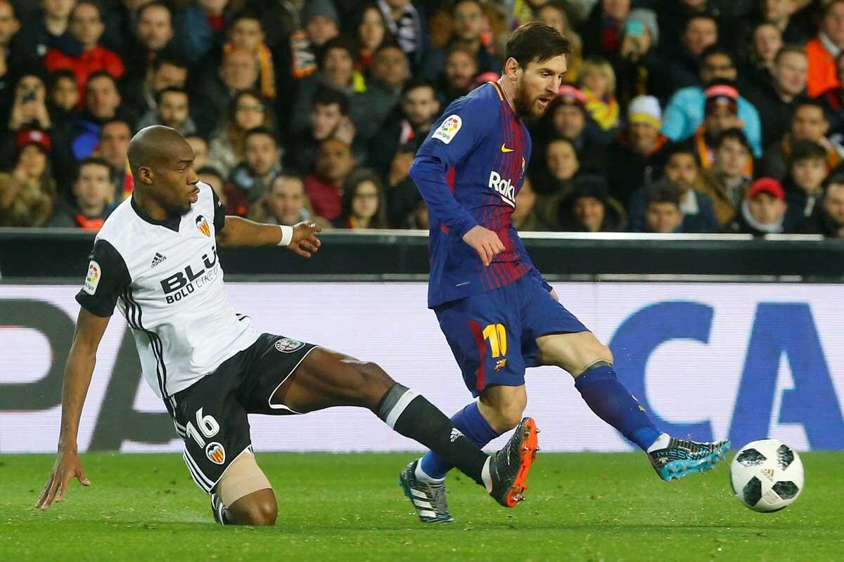 Las mejores imágenes de la victoria del Barça en Mestalla