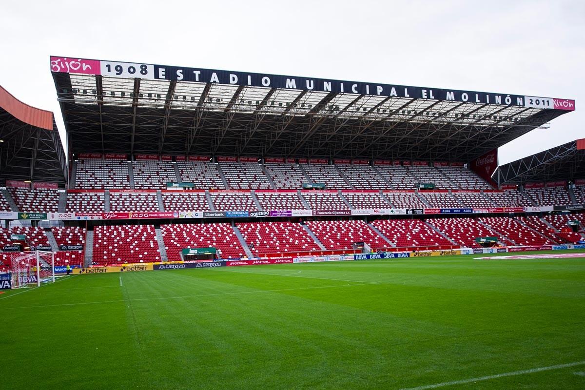 El molin n se llamar 39 estadio el molin n enrique castro quini 39 sportyou - Estadio del sporting de gijon ...