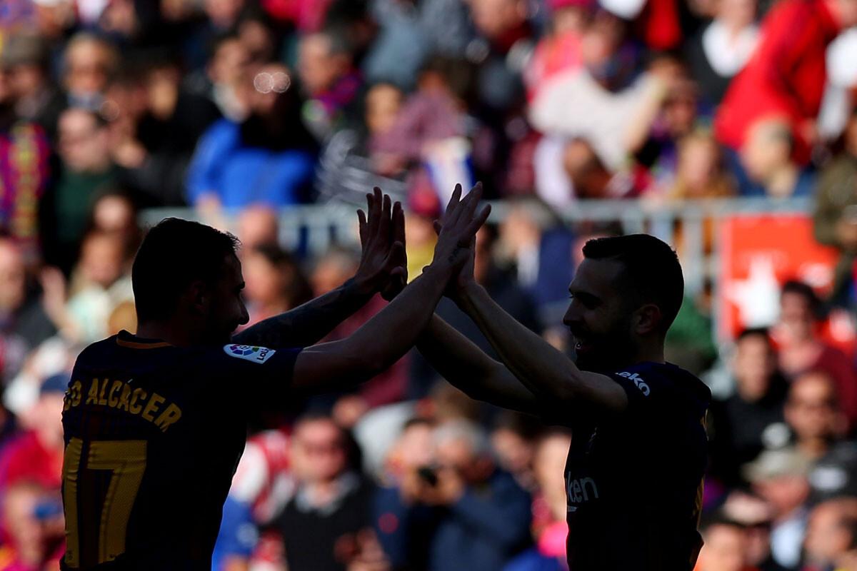 Las mejores fotos del Barcelona – Athletic