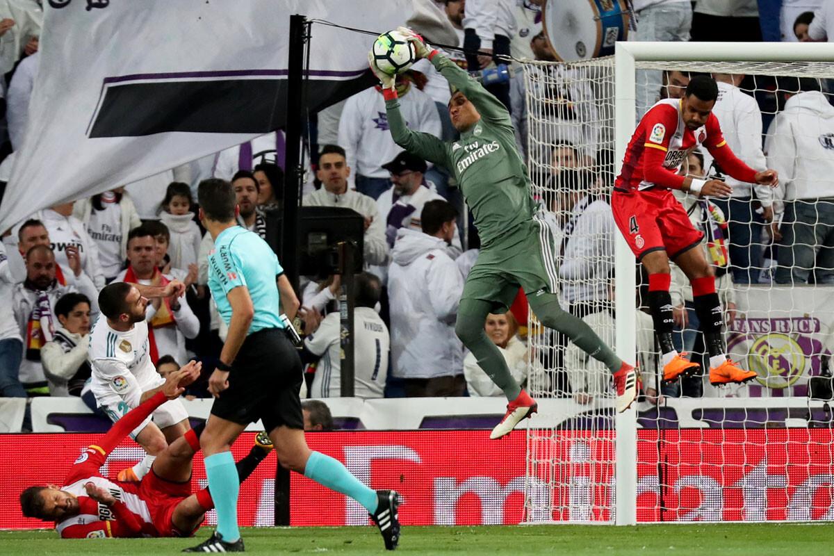 Las mejores fotos del Real Madrid – Girona
