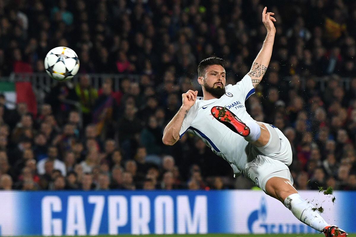 Las mejores fotos del Barça – Chelsea
