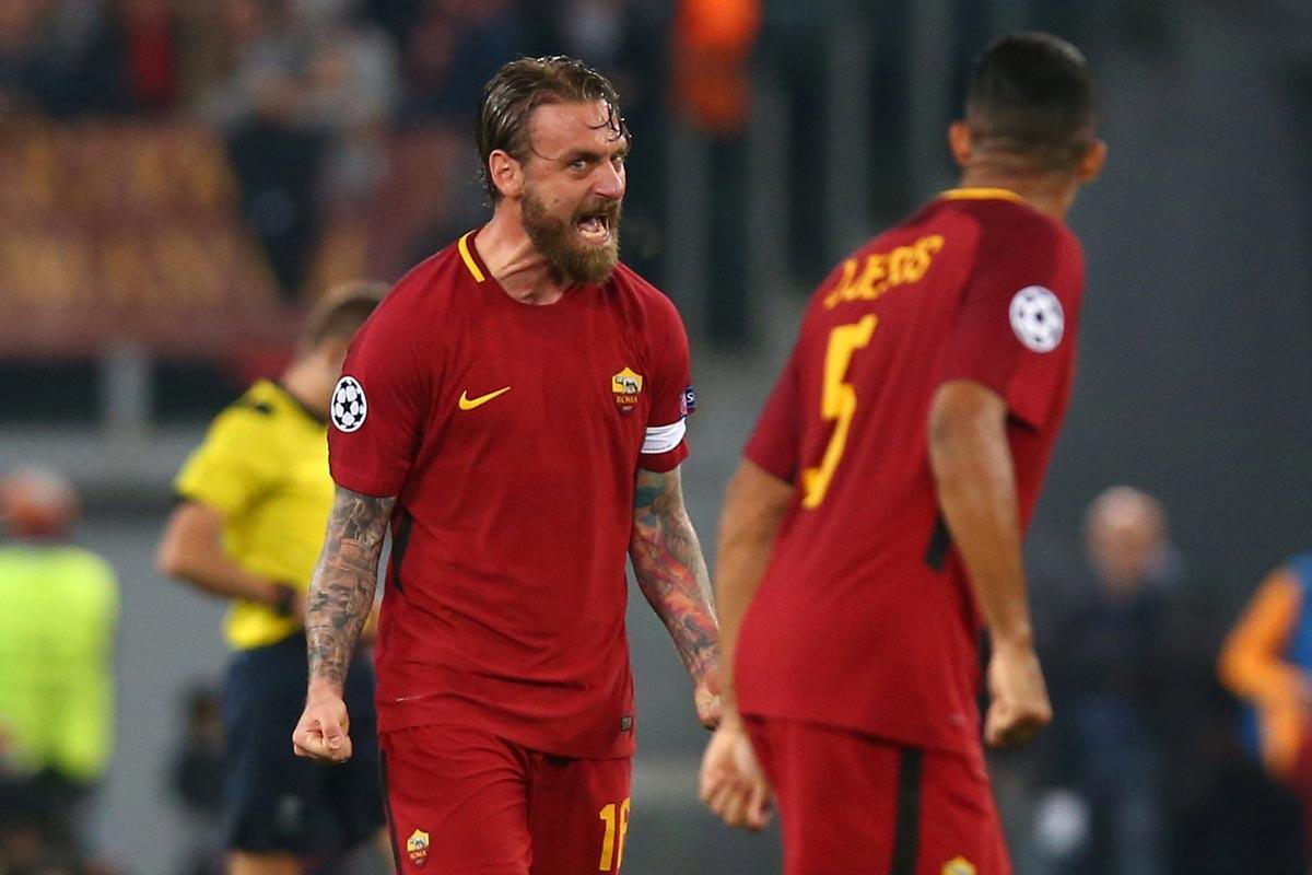 La eliminación del Barça frente a la Roma, en imágenes