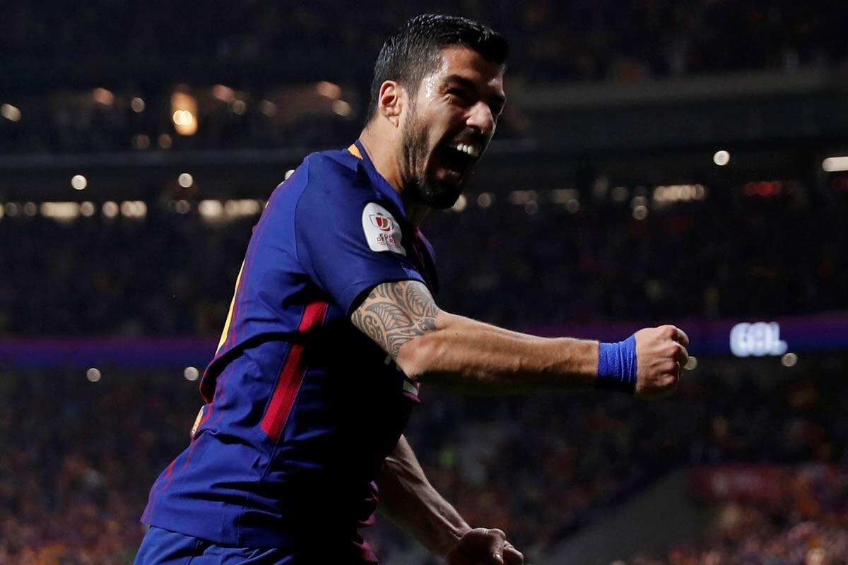 Las mejores imágenes del triunfo del Barça ante el Sevilla