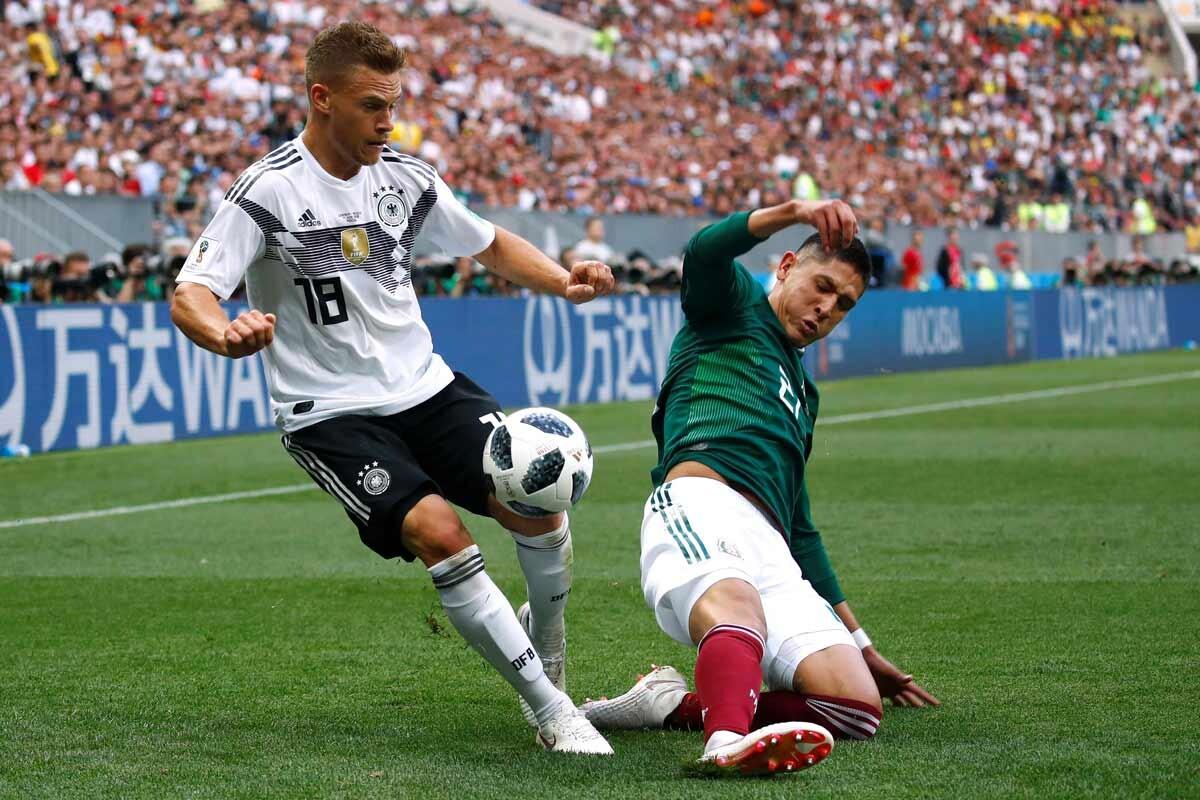 Alemania - México