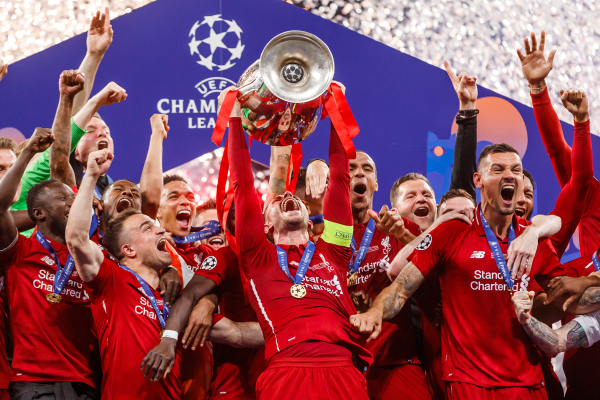 Calendario 2019 Ucl.Calendario Completo De La Ucl Champions League 19 20