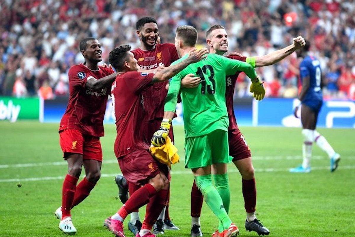 Liverpool Supercampeón de Europa