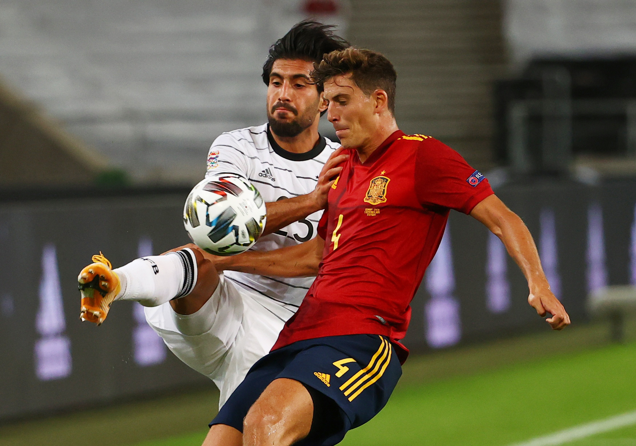 Uefa Nations League League A Group 4 Germany V Spain Sportyou 20minutos