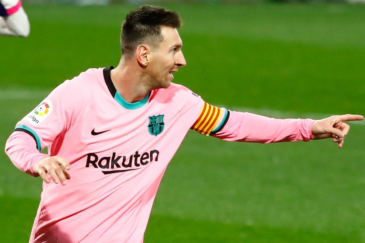 Messi no jugará contra el Eibar - SPORTYOU 20minutos