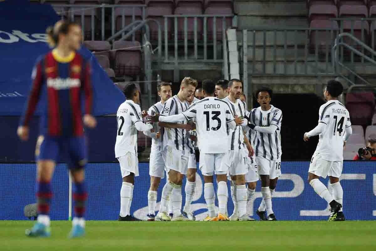 Barça - Juventus