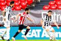 Athletic y Levante dejan la final para la vuelta
