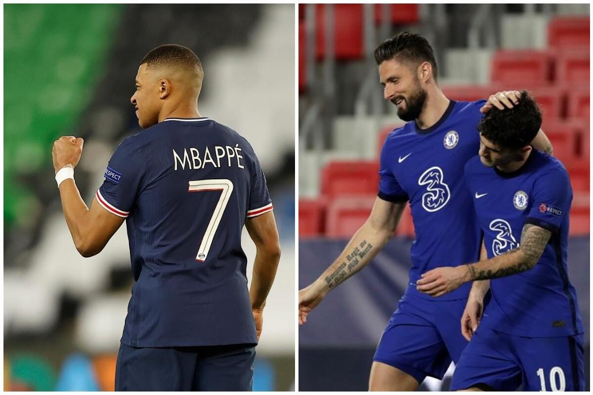 El PSG se cobra la venganza de la final del año pasado y el Chelsea espera a Real Madrid o Liverpool - SPORTYOU 20minutos