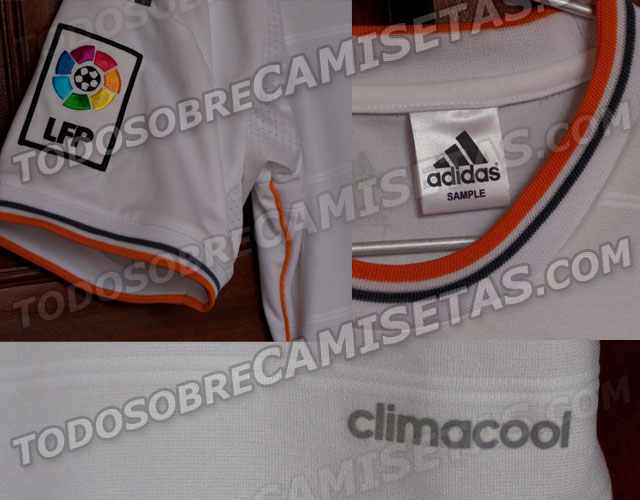 filtra la posible camiseta del Real Madrid para la temporada 2013/14