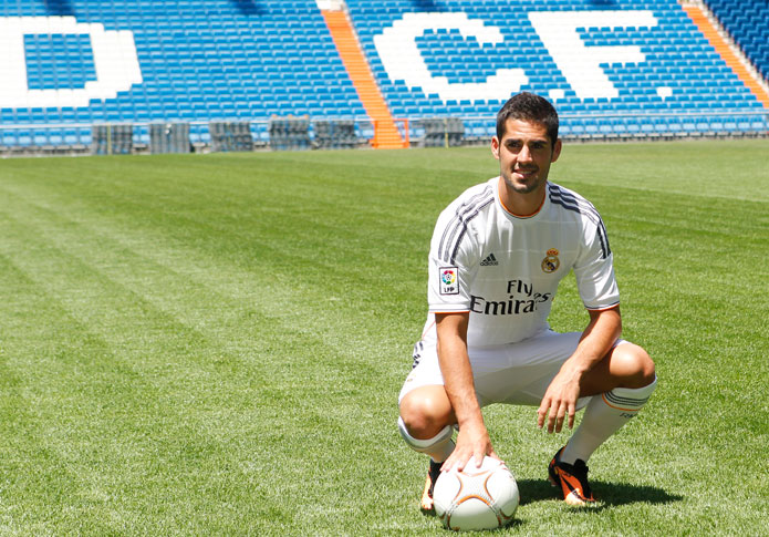 [Mercato officiel 2013/2014] en Images (pas de commentaires) 22isco695