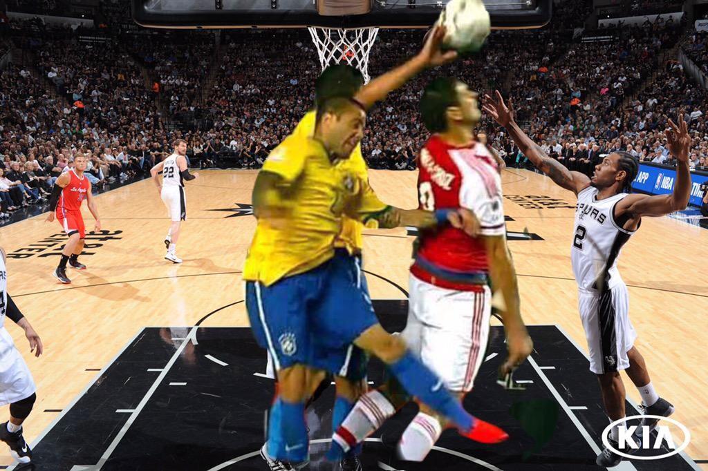 Los memes de la mano de Thiago Silva