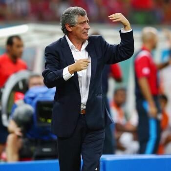 Fernando Santos, nuevo seleccionador del Portugal