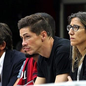 Torres bate el récord de rendimiento físico en el Milan