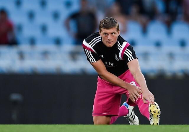 """Kroos: """"Empiezo a cansarme"""""""