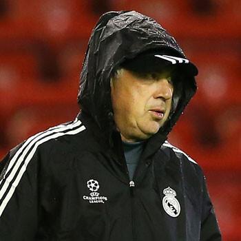 "Ancelotti bromea :""Cambié a CR sin preguntarle"""