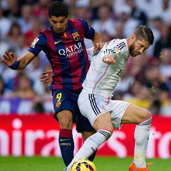 Amargo debut de Luis Suárez