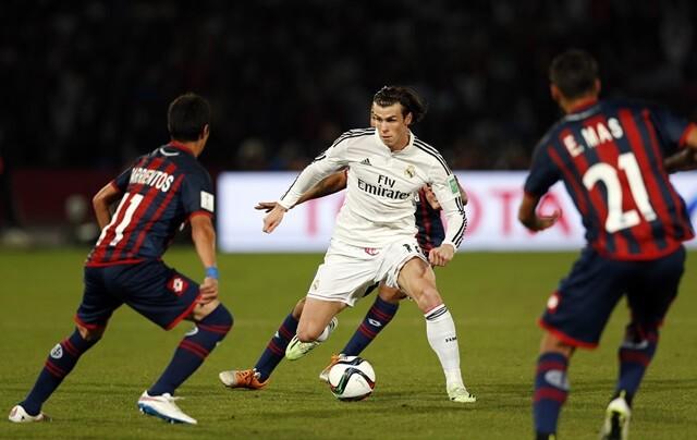 El Real Madrid, campeón e ileso