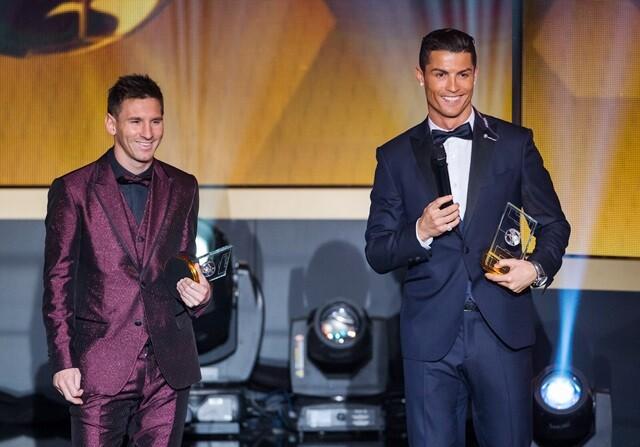 """Cristiano: """"Nuestra competencia también motiva a Messi"""""""