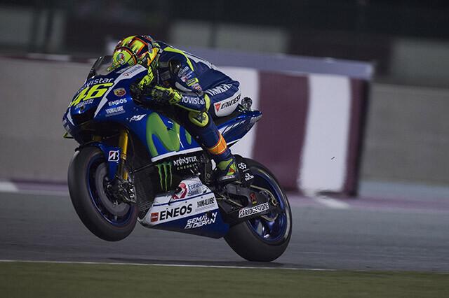 Rossi corona el triplete italiano frente al vacío español