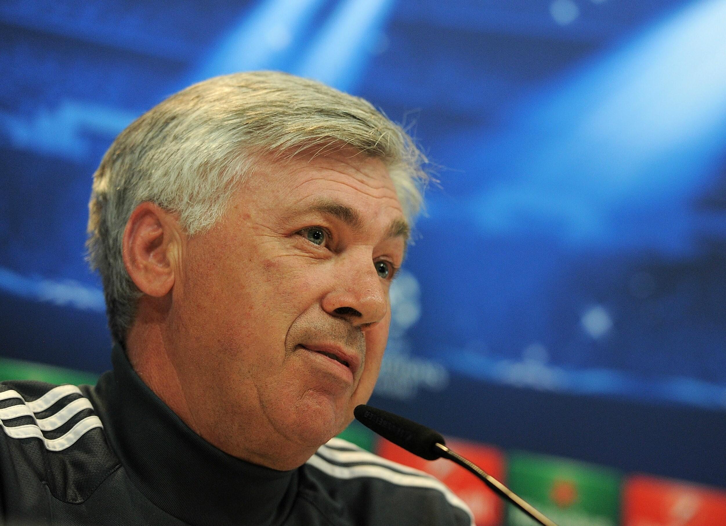 "Ancelotti: ""Mi sensación es que voy a seguir"""